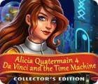 Alicia Quatermain 4: Da Vinci and the Time Machine Collector's Edition гра