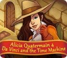 Alicia Quatermain 4: Da Vinci and the Time Machine гра