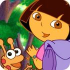 Dora the Explorer: Online Coloring Page гра