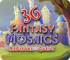 Fantasy Mosaics 36: Medieval Quest гра