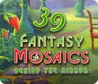Fantasy Mosaics 39: Behind the Mirror гра