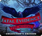 Fatal Evidence: The Missing Collector's Edition гра