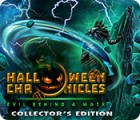 Halloween Chronicles: Evil Behind a Mask Collector's Edition гра