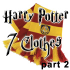 Harry Potter 7 Clothes Part 2 гра