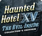 Haunted Hotel XV: The Evil Inside Collector's Edition гра