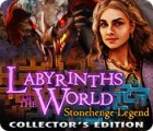Labyrinths of the World: Stonehenge Legend Collector's Edition гра