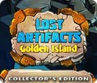 Lost Artifacts: Golden Island Collector's Edition гра
