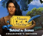 Memoirs of Murder: Behind the Scenes Collector's Edition гра