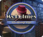 Ms. Holmes: Five Orange Pips гра