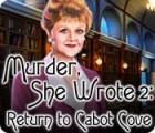 Murder, She Wrote 2: Return to Cabot Cove гра