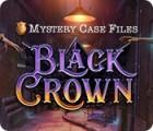 Mystery Case Files: Black Crown гра