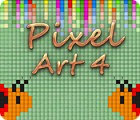 Pixel Art 4 гра