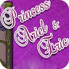 Princess Ariel and Eric. Coloring гра