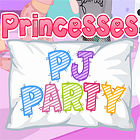 Princesses PJ's Party гра