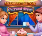 Restaurant Solitaire: Pleasant Dinner гра