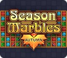 Season Marbles: Autumn гра