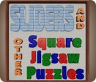 Sliders and Other Square Jigsaw Puzzles гра