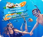 Solitaire Beach Season: A Vacation Time гра