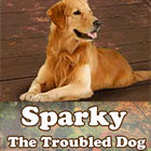 Sparky The Troubled Dog гра