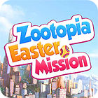 Zootopia Easter Mission гра