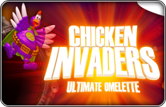 Преміальна гра Chicken Invaders 4: Ultimate Omelette