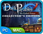 Dark Parables: The Exiled Prince Collector's Edition, улюблена гра
