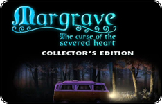 Преміальна гра Margrave: The Curse of the Severed Heart Collector's Edition