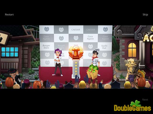 Free Download Cooking Stars Collector's Edition Screenshot 3