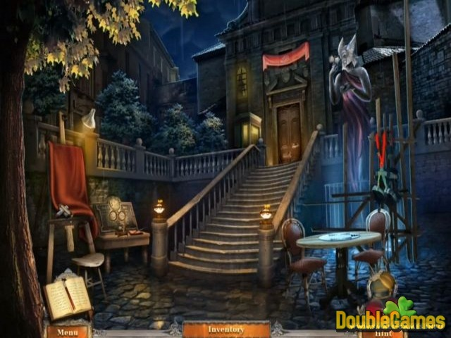 Free Download Dark Canvas: A Brush With Death Collector's Edition Screenshot 1