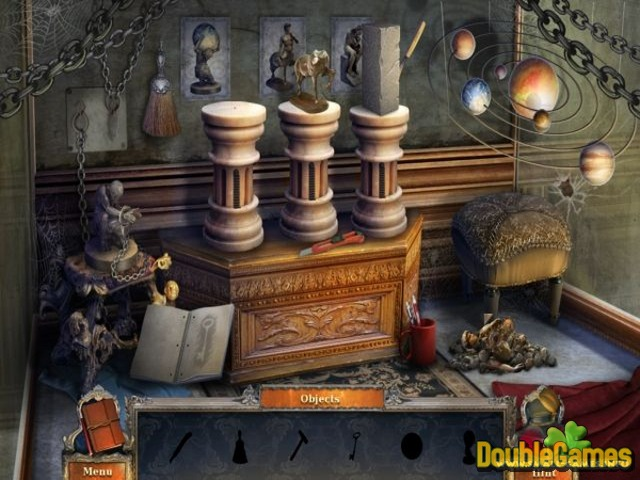 Free Download Dark Canvas: A Brush With Death Collector's Edition Screenshot 3