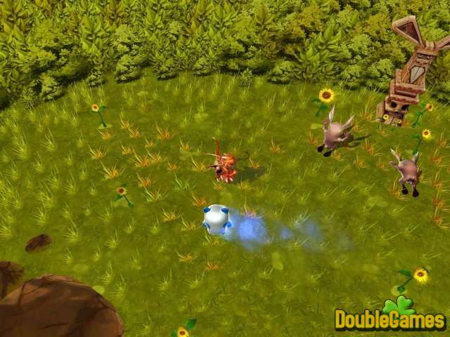 Free Download Dragons Never Cry Screenshot 2