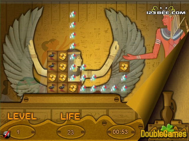 Free Download Egypt Puzzle Screenshot 2