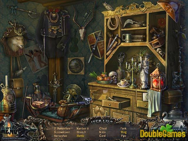 Free Download Shadow Wolf Mysteries: Curse of the Full Moon Collector's Edition Screenshot 1